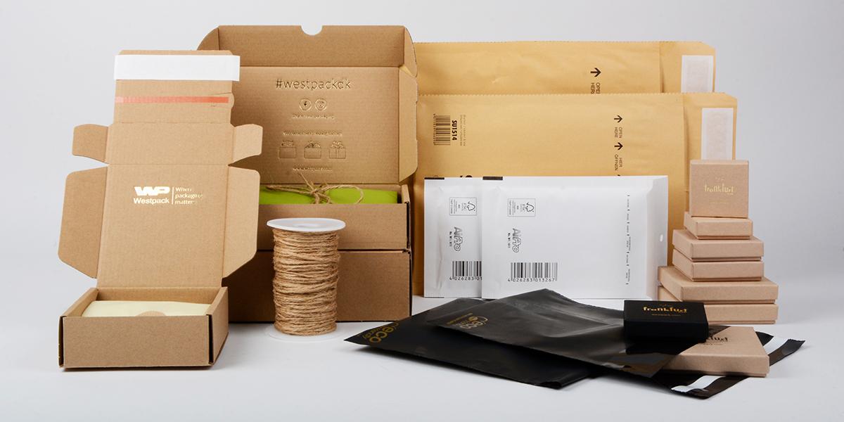 Læs om vores bæredygtige forsendelsesemballage