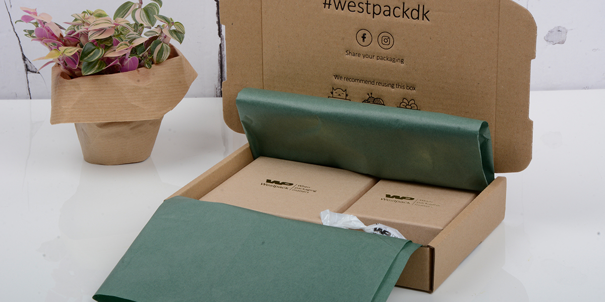 Give your customers an unboxing experience
