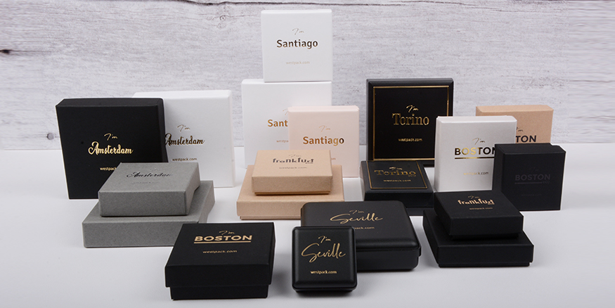 Jewellery boxes made in Denmark